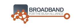 Broadband for the Bush Alliance Logo