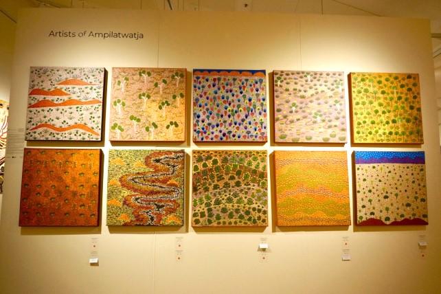 Local art pieces