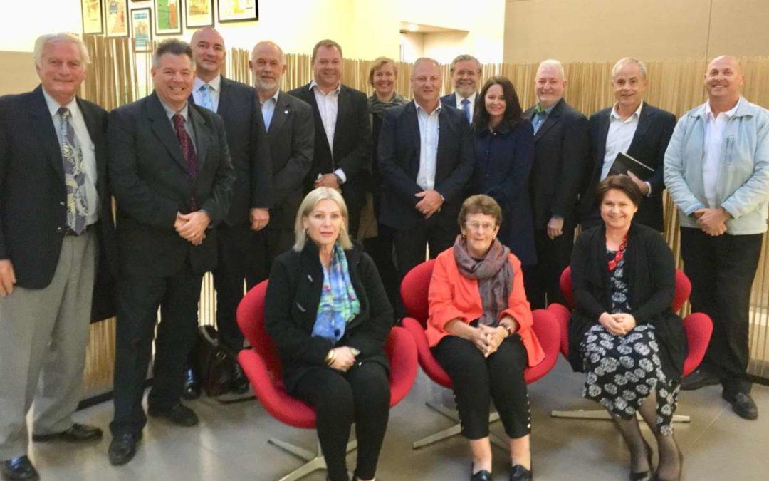 Northern Regional Development Australia (RDA) Alliance Meeting