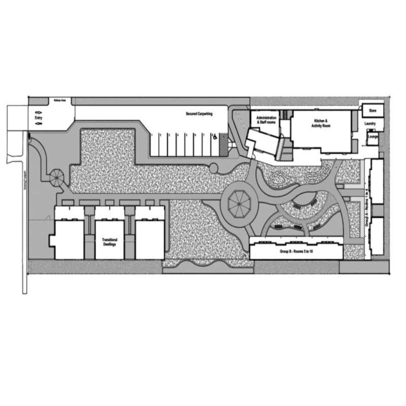 Top End House - Plans