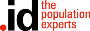 .id the population expert logo