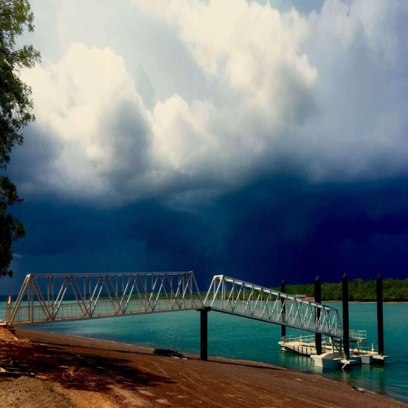 Tiwi Islands Pontoon